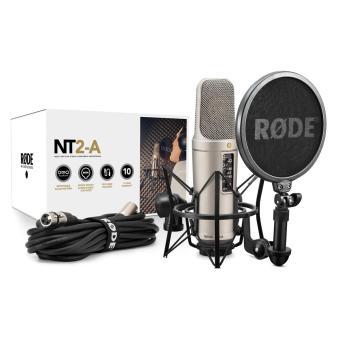 RODE NT2A Mikrofon Studio Solution