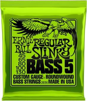 ERNIE BALL 2836 Bass 5, 45-130