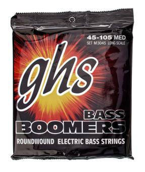 GHS 3045M Bass Boomers 45-105