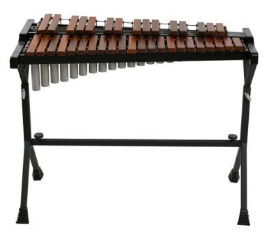 Concerto Xylophon+Resonatoren 3 Okt.+Stativ