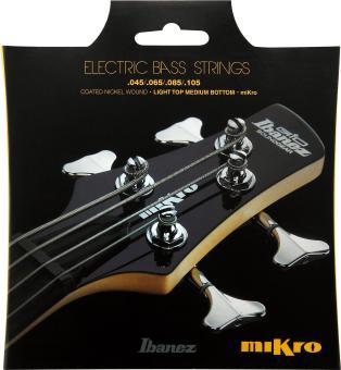 Ibanez IEBS4CMK Micro BassGitSaiten 045-105