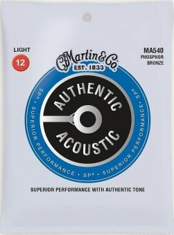 MARTIN MA 540 W-Git Light 012-054 Authentic