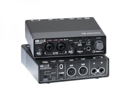 Steinberg UR22C Audio/Midiinterface Usb3