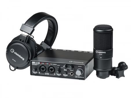 Steinberg UR22C Recording Pack Usb3
