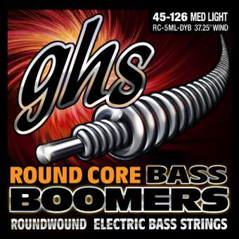 GHS 5ML-DYB 45-126 5-String Set