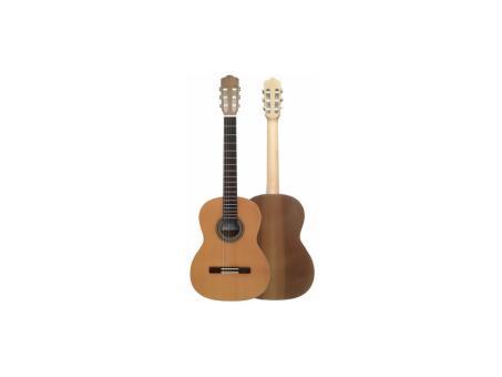 Bolero BC1003 7/8 Gitarre massiv Zed/Waln Sat