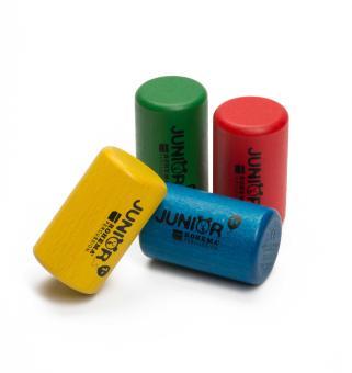 Rohema 61638 Kids Shaker Set 4 Farben Sotiert