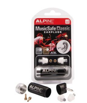 Alpine Music Safe Classic Design 2Filte