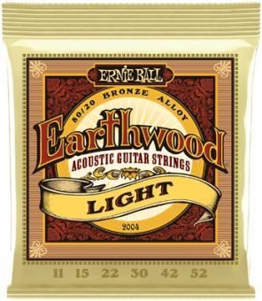 ERNIE BALL 2004 EARTHWOOD Bronze 11-52